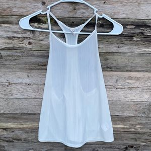 Free People   Intimately Racerback Tank Top Small